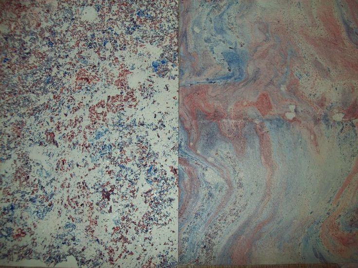 Покраска под мрамор — гранит за 2 секунды - Ярмарка Мастеров - ручная работа, handmade