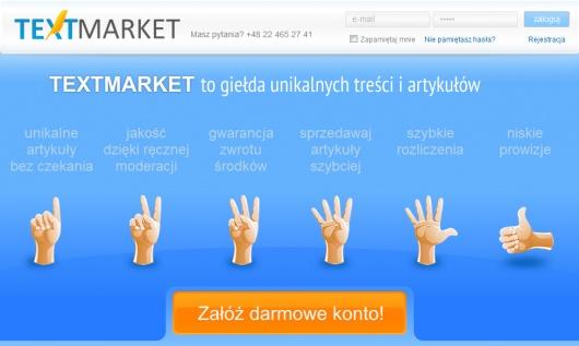 Polecam #TextMarket do kupowania artykułów na #precle i #zaplecze