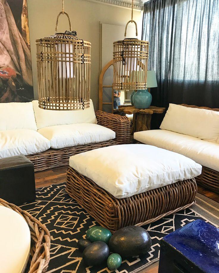 Outdoor Furniture - Sofa - Rattan - Lighting - Carpet - Decoration Ideas