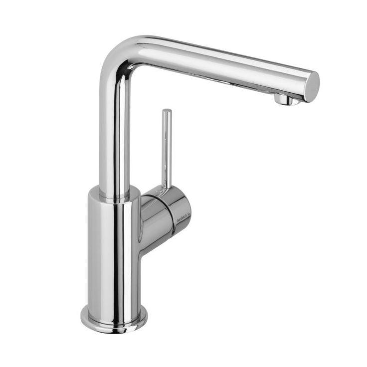 herzbach design new waschtisch einlochbatterie ohne ablaufgarnitur 10145333101 reuter onlineshop - Kohler Armaturen Kche