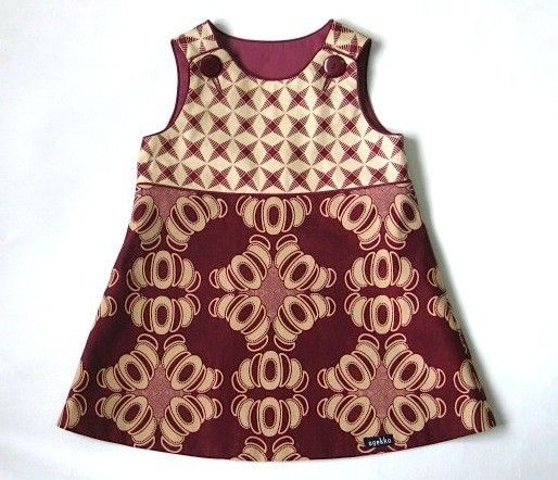 Etsy Find: Gorgeous African-Inspired Dresses For Babies