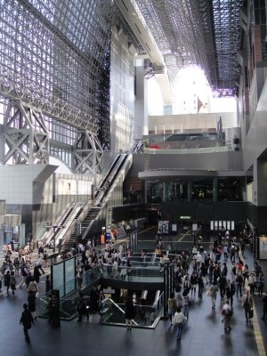 kyoto central station