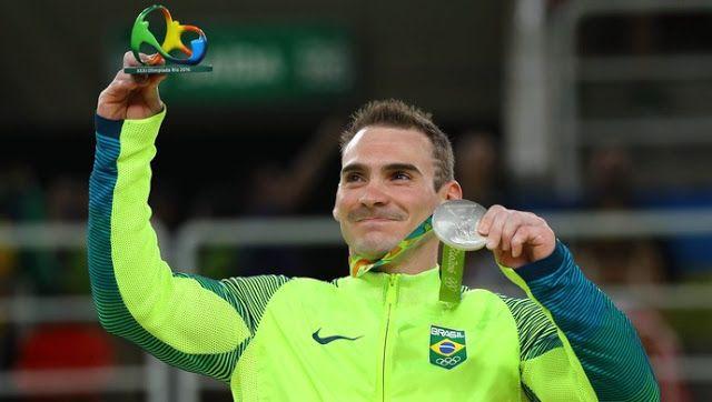 Rio 2016: Arthur Zanetti se diz satisfeito com a prata nas argolas | Canal do Kleber