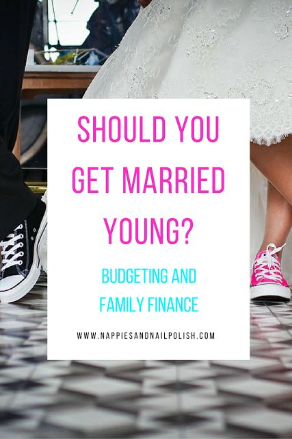 Young Marriage | Marriage Advice | Budgeting | Money | Family Finances | Getting Married Young