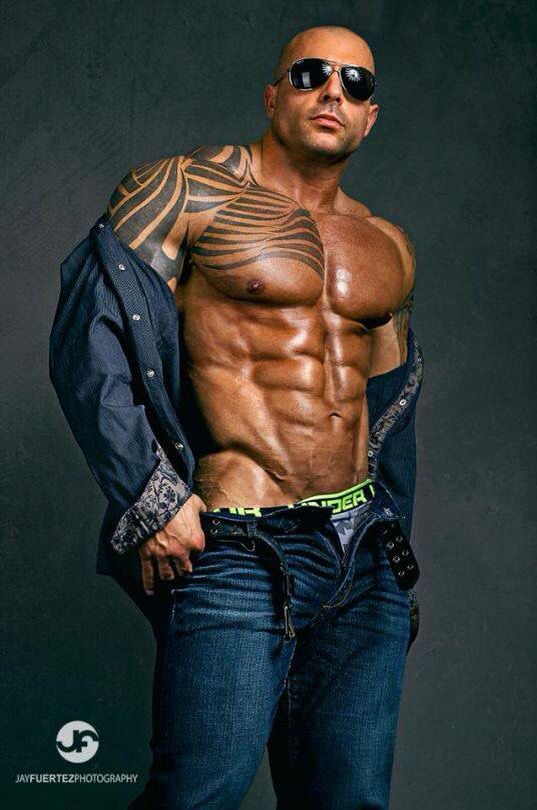 39 best Tattooed and Muscled Bad Boys..!! images on ...