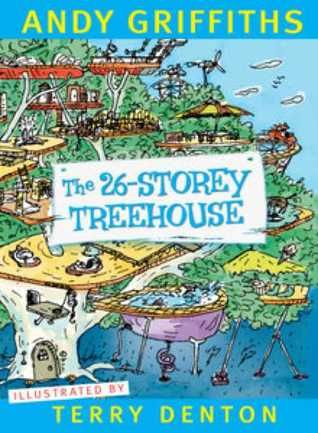 The 26-Storey Treehouse - Grades 3-6 https://www.goodreads.com/book/show/15845828-the-26-storey-treehouse?from_search=true