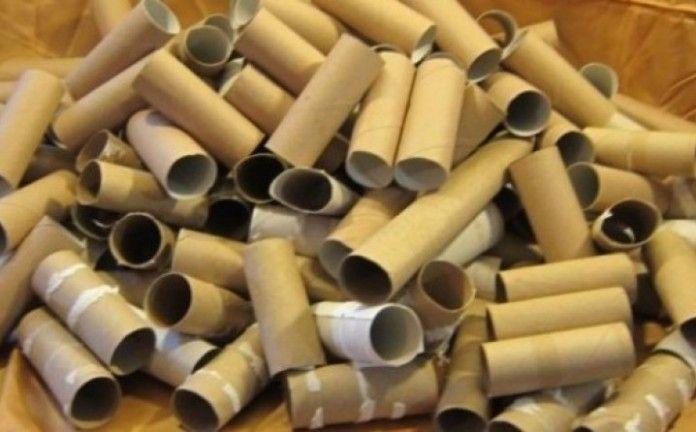 11+ najlepších kreatívnych nápadov ako pretvoriť ruličky od toaletného papiera v krásnej a užitočné veci