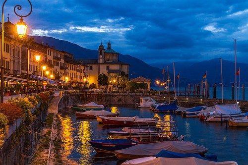 Lago Maggiore - Cannobio : Lago Maggiore