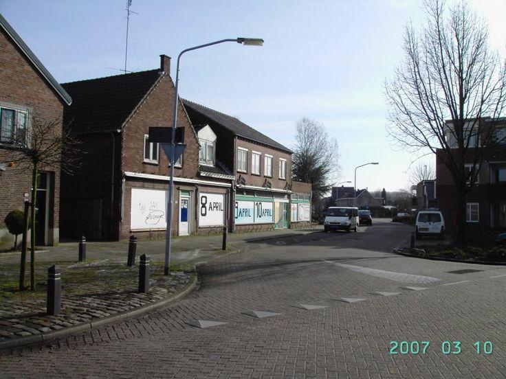 Bakkerstraat Valkenswaard ('t Sprengertje)