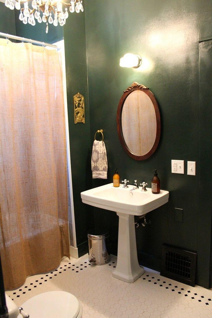 1000 idées sur le thème salle de bains de benjamin moore sur ...