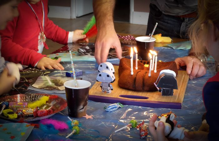 6 ans : un anniversaire Star Wars | The Beauty and The Geek