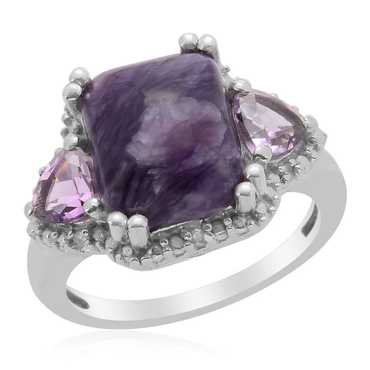 Siberia Platinum: 1000+ Images About Charoite Jewelry On Pinterest