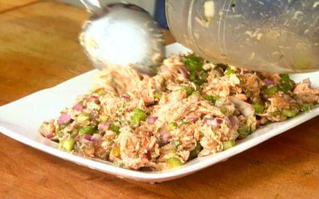 Salmon salad Recipe by Ina Garten
