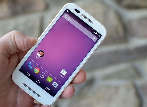 Are you looking for a Lollipop update on your Moto E ?