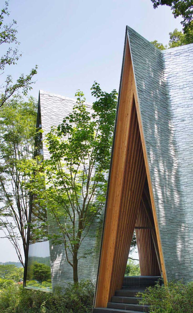 83 best japanese bath house style images on pinterest sayama forest chapel by hiroshi nakamura nap japanese batharchitecture interiorsarchitecture designforeststwo