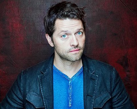 Misha  Collins  as  Cas