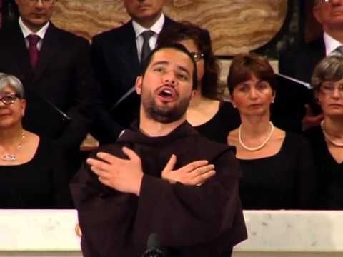 Concerto Frate Alessandro a Grosseto - YouTube