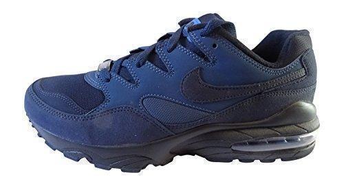 Oferta: 140€ Dto: -29%. Comprar Ofertas de Nike Air Max 94, Zapatillas de Running Para Hombre, Azul / Negro / Gris (Dark Obsidian/Obsidian-Soar), 43 EU barato. ¡Mira las ofertas!