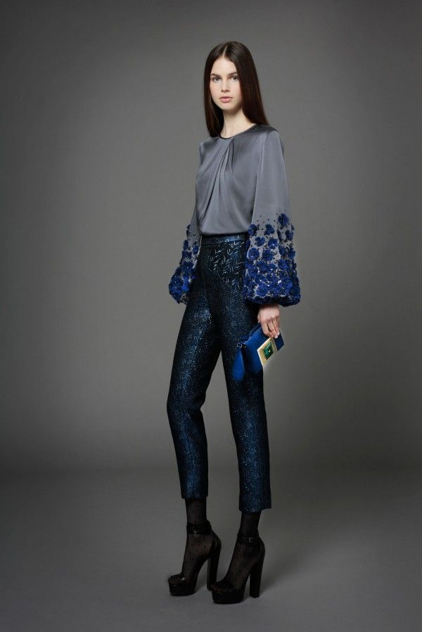 Andrew Gn Pre-Fall 2014 — Куклы, я и все,все, все