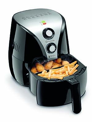 Hammacher Schlemmer Oilless Fryer
