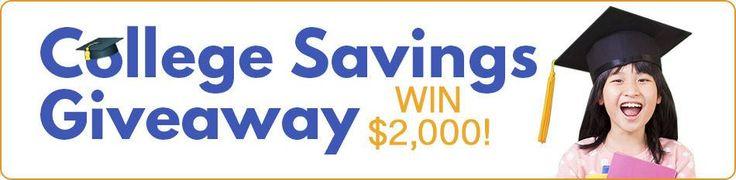 College Savings Giveaway