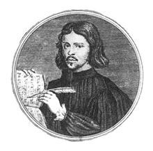 Thomas Tallis (born c.1505; died Greenwich November 23 1585) was the most important English composer of his generation. Tallis was organist and composer and write music for the royal chapels. One of his most beautiful works is called Spem in Alium. The choir divide into forty parts i.e. the choir need at least 40 people to sing it, and even then everybody would be singing a different line.