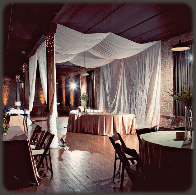 factory 12 event loft columbus indiana the loft. Black Bedroom Furniture Sets. Home Design Ideas