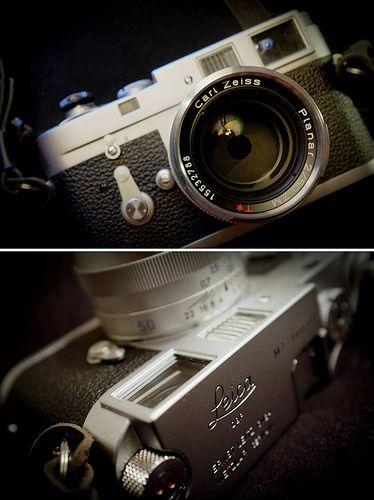 Leica M2 Zeiss ... Leicam2