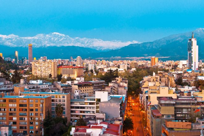 83. Santiago – World's Most Incredible Cities