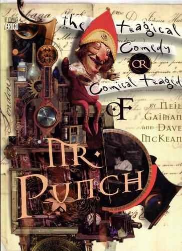 Dave McKean is an artist that has produced so much work I discovered him through the book featured in this pin. Him and Neil Gaiman have created so many wonderful tales. He works in photography, paint, and drawing... McKean's work always makes my eyes search the whole canvas!