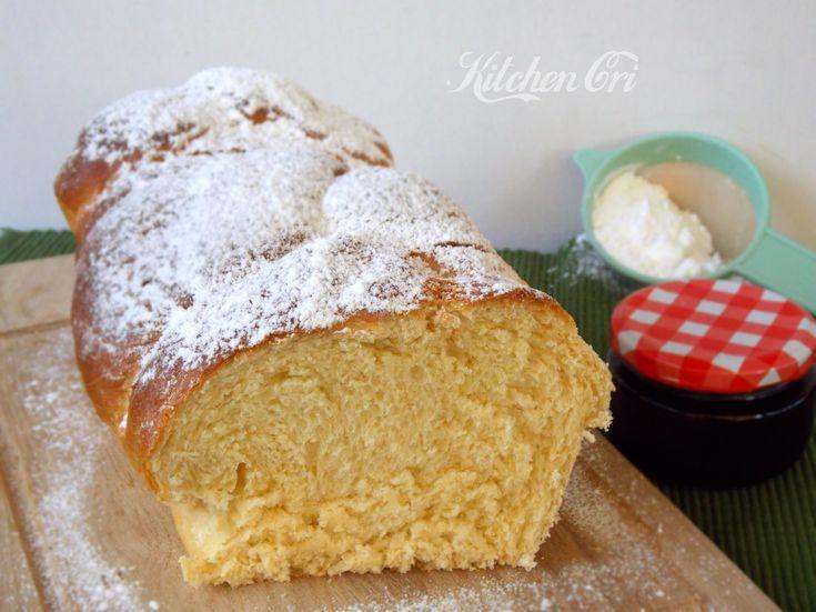 Pan brioche, ricetta base