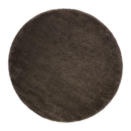 IKEA - ÅDUM, Tappeto, pelo lungo, , Il pelo fitto e spesso attutisce i suoni e offre una superficie morbida su cui camminare.Il tappeto è durevole, resistente alle macchie e di facile manutenzione poiché è in fibre sintetiche.