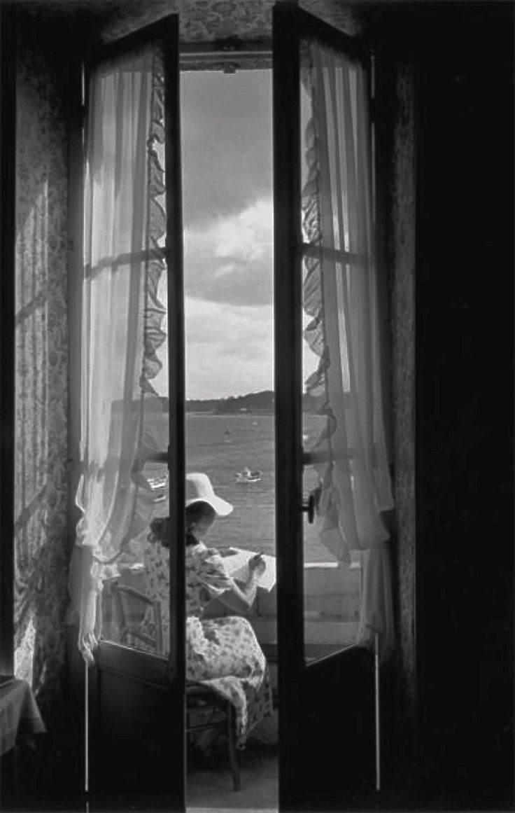 black and white: Photography Boubat, White Photography, B W, De Bréhat, Bréhat Photo, Ile De, Black And White Fotographi, Édouard Boubat, Edouard Boubat