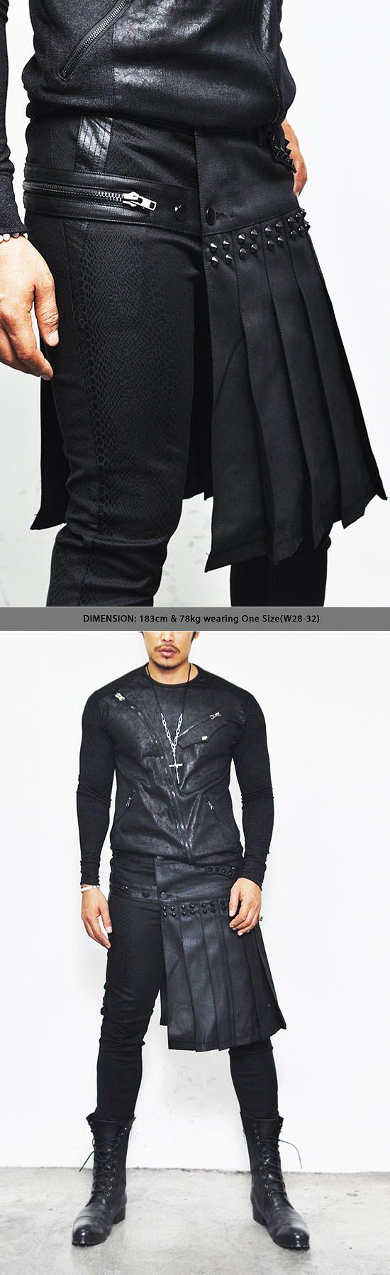 AVANT GARDE HAUTE COUTURE | Details about Avant-garde Haute Couture Mens Fleated Gladiator Wrap ...