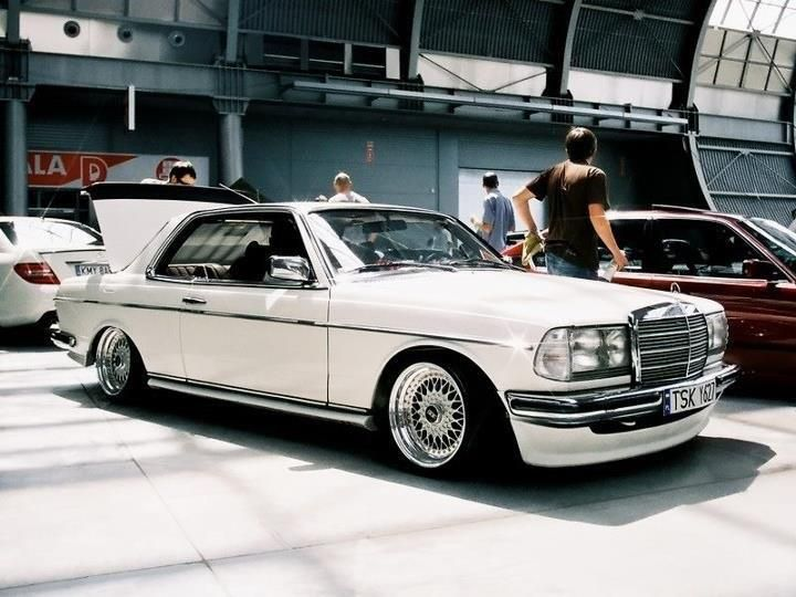 W 123 230ce Coupe