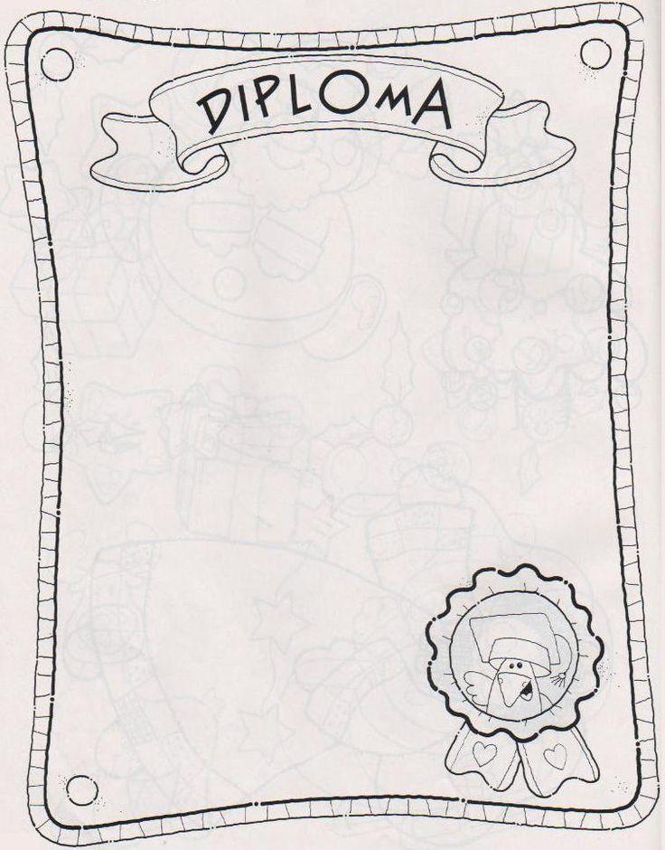 ESPAÇO EDUCAR: Desenhos de formatura para colorir, pintar, imprimir - Desenhos…