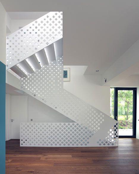 17 besten Geländer Bilder auf Pinterest - terrassen gelander design