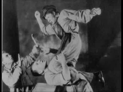 Meyerhold,Theatre and the Russian Avant-garde - Clip