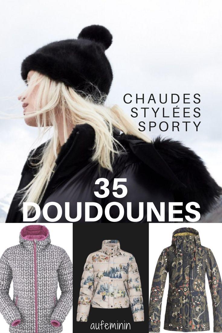 Je veux une doudoune qui tiennen chaud et que je puisse porter à la fois en mode casual, en week-end ou à la montagne, et en mode urbaine, à la ville. Une doudoune chic et techique. Aufeminin te propose une sélection au top ! // #doudoune #modehiver #ski #chaud #matelassé #manteau #sportswear #aufeminin #oysho #moncler #columbia #northface #roxy #napapijri #quechua