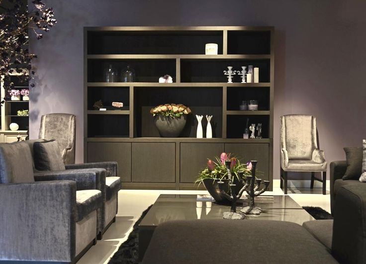 Stijlvol wonen is keijser co eigentijdse meubelen met een pure vormgeving waarbij alles - Eigentijdse designkast ...