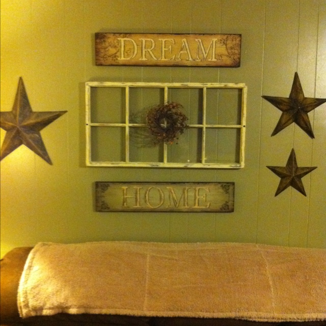 Repurposed Home Decor: Home Decor, Home, Old Window