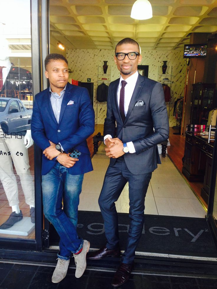 After a brief meeting with the gents at The Gallery the other day. CHARCOAL SUIT - LM TAILORED