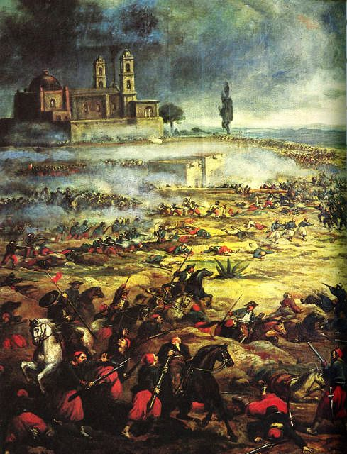 Batalla de Puebla (May 5, 1962; Mexico vs France... not Mexican Independence Day, which is Sept 16)