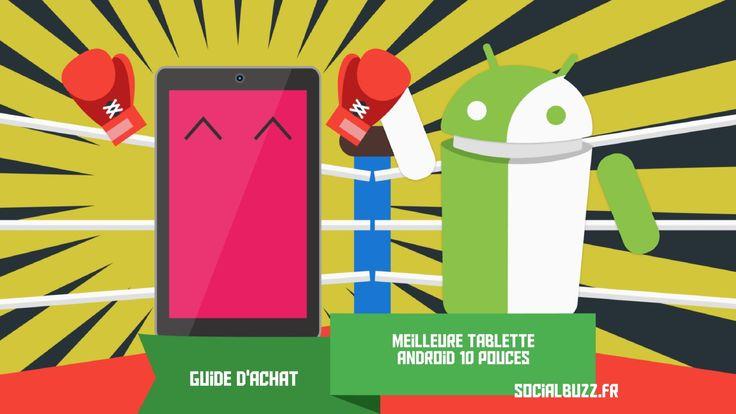 Le marché des tablettes Android 10 pouces est en constante expansion et il n'est pas facile de se démêler dans la jungle épaisse que vous avez inventé. C'est pourquoi nous avons voulu créer ce guide, dans lequel nous vous aiderons à choisir le meilleur Android 10 pouces pour vous, en ... #Android, #MeilleureTabletteAndroid10Pouces https://www.socialbuzz.fr/meilleure-tablette-android-10-pouces-fevrier-2018/