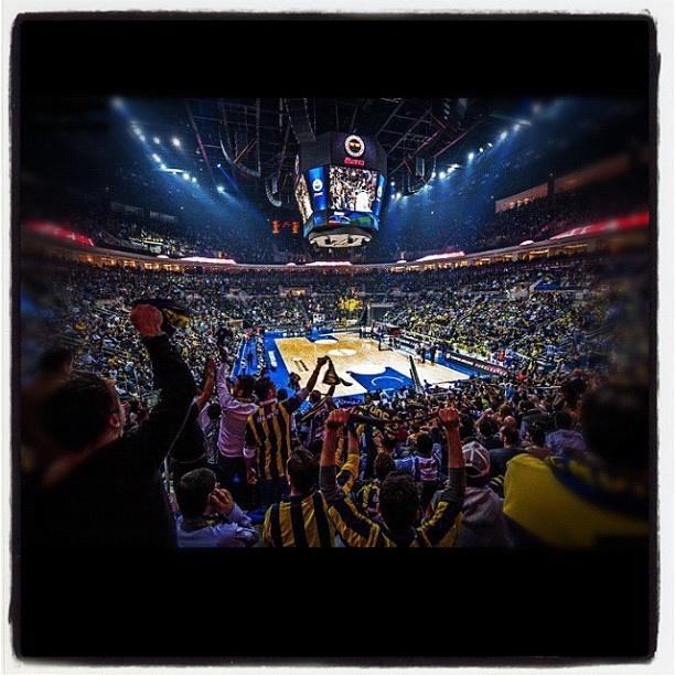 Fenerbahçe Ülker Arena