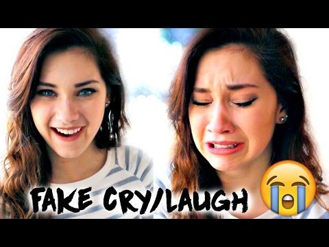 HOW TO FAKE CRY, LAUGH & MORE, FAST! | JENNA LARSON - YouTube