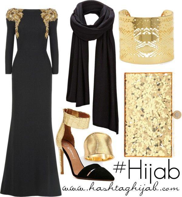 Hijab Fashion 2016/2017: Hashtag Hijab Outfit #270
