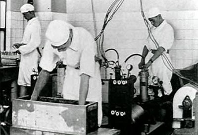 Nazi human experimentation