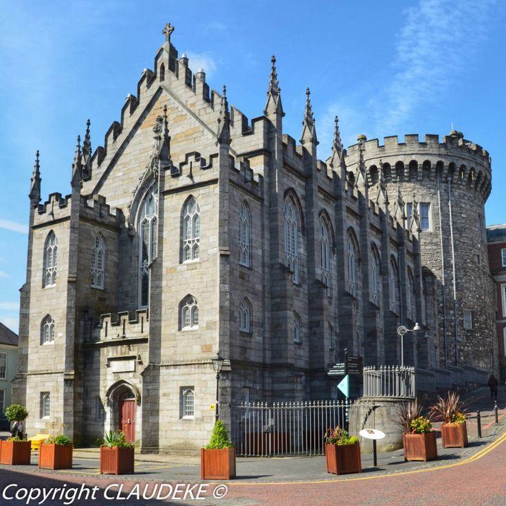 Dublin Castle Dublin © CLAUDEKE www.claudeke.com