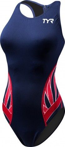 Women's Phoenix Splice Destroyer Water Polo Suit - Water Polo - Swimwear - Womens | TYR